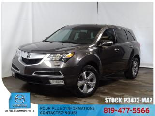 Used 2011 Acura MDX Tech|AWD|DVD|GPS|TOITOUV|CUIR|3.7L+V6| for sale in Drummondville, QC
