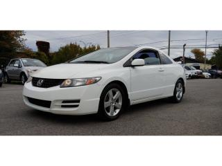 Used 2010 Honda Civic SR  *CRUISE*A/C*TOIT* for sale in St-Jérôme, QC