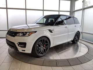 Used 2017 Land Rover Range Rover Sport V6 HSE Dynamic for sale in Edmonton, AB