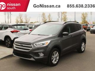 Used 2018 Ford Escape BACKUP CAM NAVIGATION HEATED SEATS SUNROOF! for sale in Edmonton, AB
