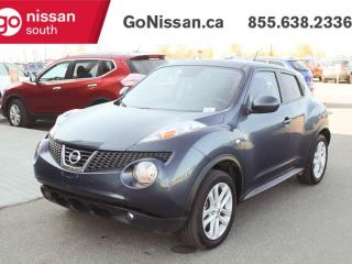 Used 2013 Nissan Juke SL HEATED SEATS BACK UP CAMERA NAVIGATION for sale in Edmonton, AB