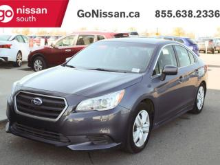 Used 2016 Subaru Legacy HEATED SEATS BLUETOOTH BACK UP CAMERA for sale in Edmonton, AB