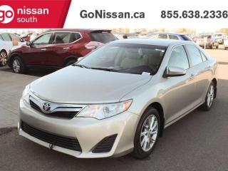 Used 2014 Toyota Camry LE BACK UP CAMERA SUNROOF BLUETOOTH for sale in Edmonton, AB