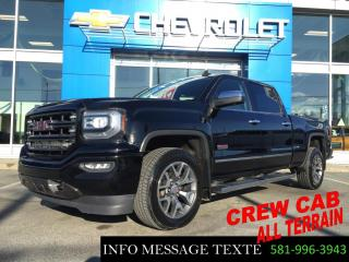 Used 2016 GMC Sierra 1500 ALL TERRAIN, crew cab for sale in Ste-Marie, QC