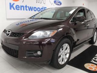 Used 2007 Mazda CX-7 GT with a sunroof, heated power seats for sale in Edmonton, AB