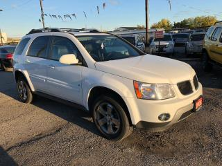 Used 2008 Pontiac Torrent 4WD, ACCIDENT FREE, LEATHER, WARRANTY, CERTIFIED for sale in Woodbridge, ON
