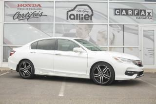 Used 2016 Honda Accord TOURING ***GARANTIE 10 ANS/200 000 KM*** for sale in Québec, QC