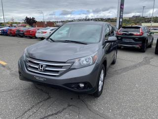 Used 2014 Honda CR-V Traction intégrale 5 portes EX for sale in Rivière-Du-Loup, QC