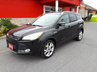 Used 2014 Ford Escape Titanium for sale in Cornwall, ON