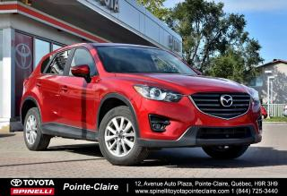 Used 2016 Mazda CX-5 GS NAVIGATION GPS, MAGS, SIÈGES CHAUFFANT for sale in Pointe-Claire, QC