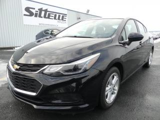Used 2018 Chevrolet Cruze LT / SIEGES CHAUFFANTS for sale in St-Georges, QC