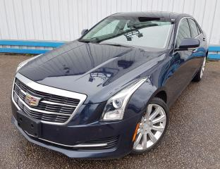 Used 2015 Cadillac ATS 2.0T AWD *LEATHER-SUNROOF* for sale in Kitchener, ON