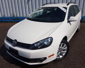 Used 2012 Volkswagen Golf Wagon Comfortline *TDI DIESEL* for sale in Kitchener, ON