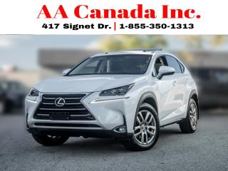 Used 2017 Lexus NX 200T |NAVI|SUNROOF|BLINDSPOT| for sale in Toronto, ON