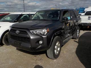 Used 2018 Toyota 4Runner SR5 for sale in Innisfil, ON