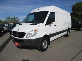 Used 2011 Mercedes-Benz Sprinter RAISED ROOF 2500 for sale in Hamilton, ON