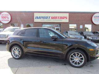 Used 2019 Porsche Cayenne Navi Pano Pwr Lift+ for sale in North York, ON