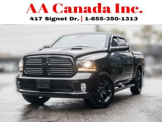 Used 2017 RAM 1500 Sport |LEATHER|ROOF|NAVI| for sale in Toronto, ON