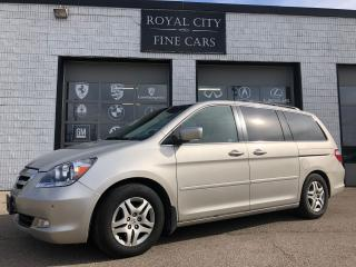 Used 2007 Honda Odyssey Touring AS-IS Heated Seats Sunroof Power Doors for sale in Guelph, ON