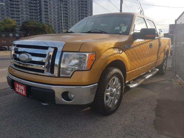 2009 Ford F-150 XLT-EXTRA CLEAN- 4X4- 6 SEATS-4.6LT-AUX-ALLOYS