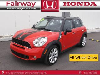 Used 2012 MINI Cooper S for sale in Halifax, NS