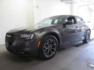 Used 2018 Chrysler 300 300S - Leather, Sunroof, Heated Seats and ALL WHEEL DRIVE!! for sale in Dartmouth, NS