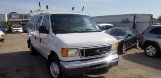 Used 2007 Ford Econoline XLT for sale in Toronto, ON