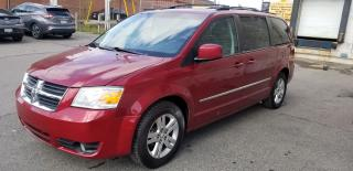 Used 2010 Dodge Grand Caravan SXT for sale in Toronto, ON
