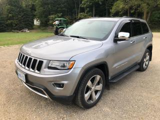 Used 2014 Jeep Grand Cherokee Limited for sale in Cambridge, ON