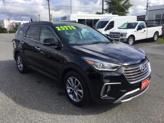 Used 2017 Hyundai Santa Fe XL Luxury AWD for sale in Langley, BC