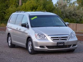 Used 2007 Honda Odyssey EX-L,LEATHER,DVD,PWR-DOORS,LOADED,-CERTIFIED- for sale in Mississauga, ON