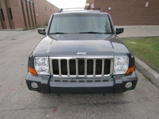 Used 2008 Jeep Commander Limited  for sale in Mississauga, ON