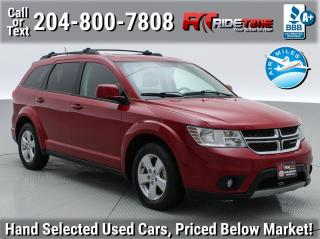 Used 2012 Dodge Journey SXT for sale in Winnipeg, MB