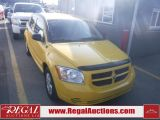 Photo of Yellow 2007 Dodge Caliber