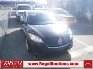 Used 2010 Mazda MAZDA3 4D Sedan for sale in Calgary, AB