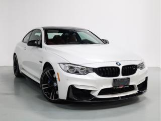 Used 2017 BMW M4 M-SPORTS   6 SPEED   CARBON FIBRE ROOF   WARRANT for sale in Vaughan, ON