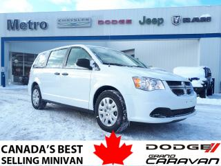 New 2019 Dodge Grand Caravan CANADA VALUE PACKAGE for sale in Ottawa, ON