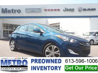 Used 2014 Hyundai Elantra GT GT - LOADED for sale in Ottawa, ON