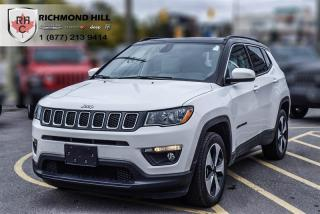 Used 2018 Jeep Compass 4X4 North for sale in Richmond Hill, ON