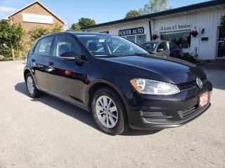 Used 2016 Volkswagen Golf TSI Trendline for sale in Waterdown, ON
