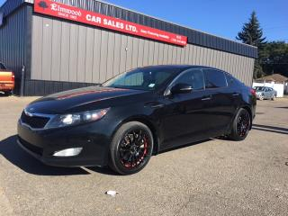 Used 2013 Kia Optima EX for sale in Edmonton, AB