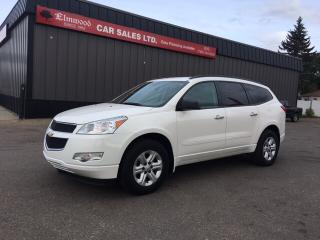 Used 2011 Chevrolet Traverse LS for sale in Edmonton, AB