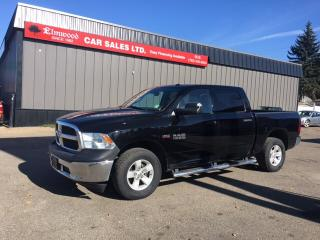 Used 2014 RAM 1500 SXT for sale in Edmonton, AB