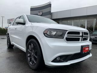 Used 2016 Dodge Durango R/T HEMI AWD NAVI REAR CAMERA 7-PASSANGER for sale in Langley, BC