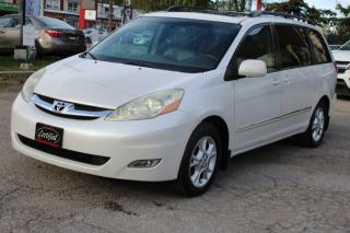 Used 2006 Toyota Sienna XLE 7-Passengers Leather heated seats Sunroof Alloy wheels for sale in Mississauga, ON