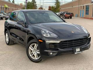 Used 2015 Porsche Cayenne AWD 4DR DIESEL for sale in Barrie, ON