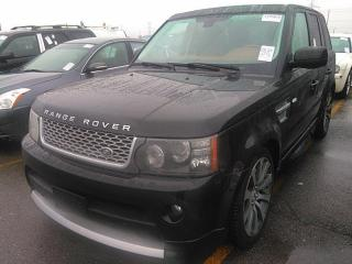 Used 2010 Land Rover Range Rover Sport 4WD 4dr SC Autobiography for sale in Barrie, ON