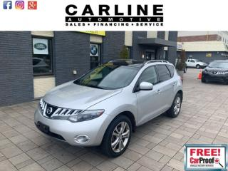 Used 2009 Nissan Murano AWD 4DR for sale in Nobleton, ON