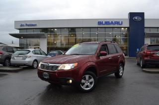 Used 2009 Subaru Forester 2.5 X Touring Package - 66000KM for sale in Port Coquitlam, BC