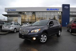 Used 2017 Subaru Outback 2.5i - 69000KM, 1 OWNER. for sale in Port Coquitlam, BC